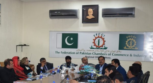 The discretionary powers of FBR used to harass business community : FPCCI