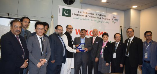 CPEC would enable traders to transport their goods to the world