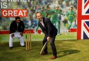 UK High Commission hosts Pakistan Cricket Team