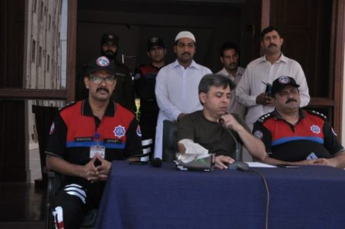 Dolphins to control their anger : SP Bilal Zafar