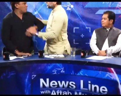 PTI leader Dr Masroor Sial tortured president Karachi Press Club