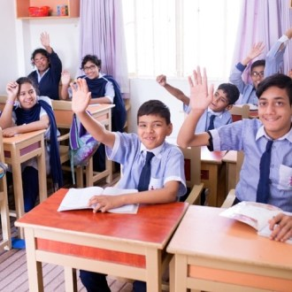 The Children of Al-Shifa Trust waiting for help