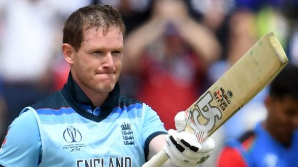 Eoin Morgan re-write the record books at Old Trafford