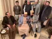 Sheikh Muhammad Noori calls on Ch Shujaat Hussain