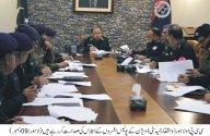CCPO Lahore Zulfiqar Hameed warns City Division Police