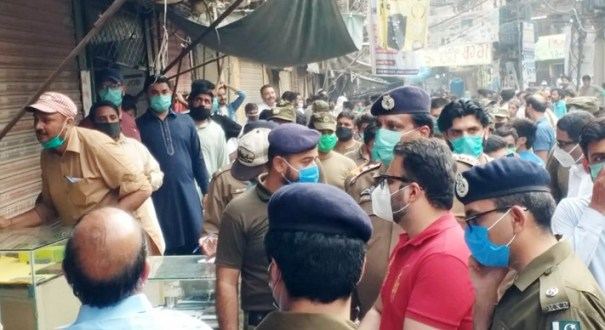Crackdown to be launched in 6 big cities of the Punjab