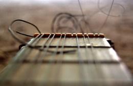 Music blurred