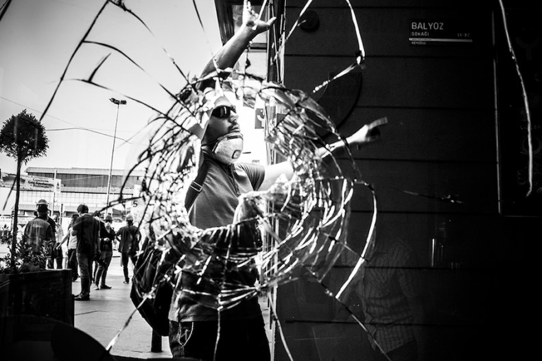 Guillaume Darribau - Istanbul tension