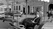 Man in Wroclaw