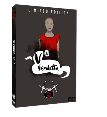 Cover dvd V of Vendetta