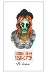4º Postmodern Postmortem