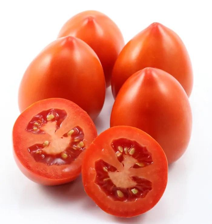 Tomato 'Nueva Vizcaya Nipple'