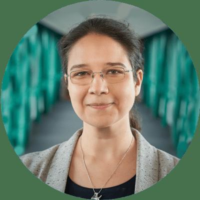 Ruxandra Sîrbulescu, PhD
