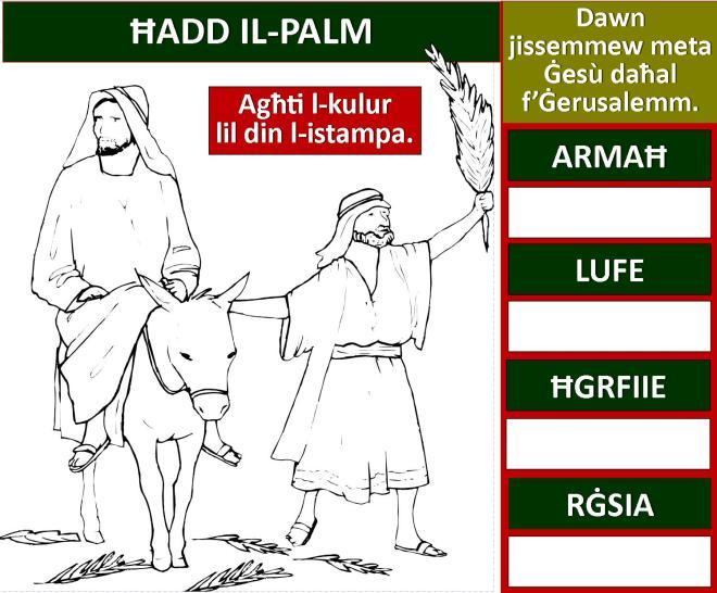 Hadd il-Palm Poster