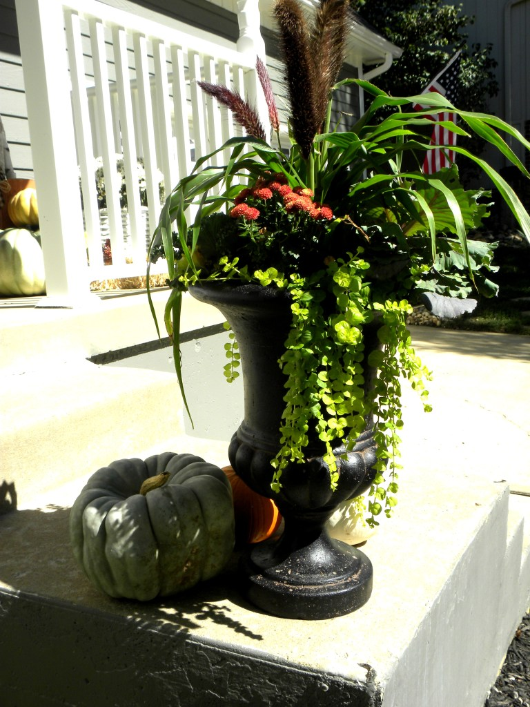 Laila Belles Fall Urn Containers
