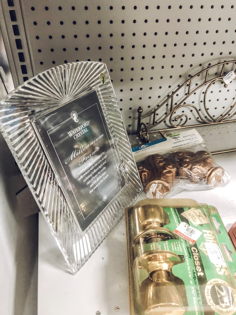 Finding the Gem in the Rubble - Thrift Store Transformation Series