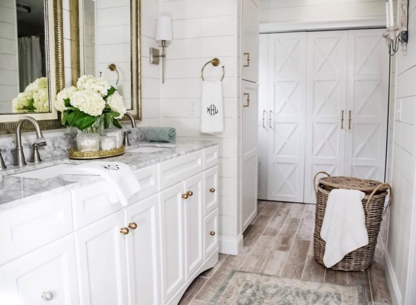 Master Bathroom Renovation Reveal!