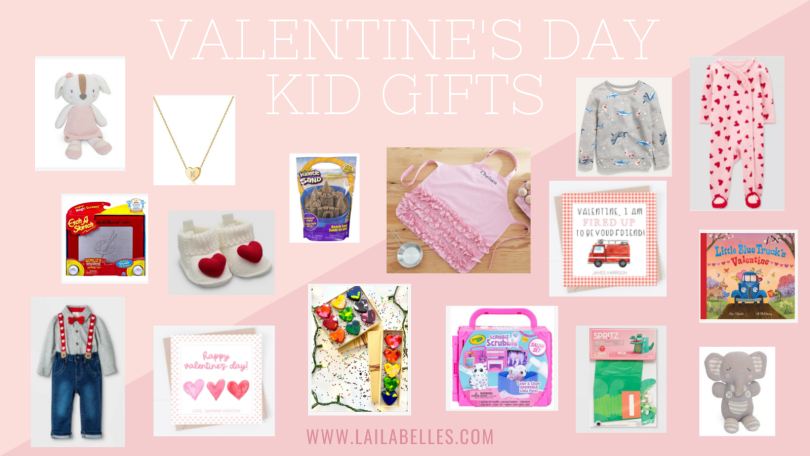 Valentine's Day Kid Gifts