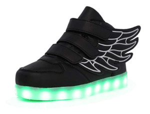 Karkein Light Up Wing Shoes