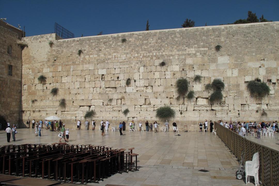 Jerusalem old town jewish