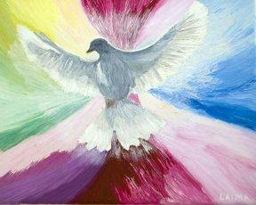 Dove of Holly Spirit