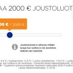 Euro24 – Luottoa 100-2000 euroa – Kokemukset palvelusta