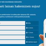Lainasto – Joustoluottoa 3000 euroa heti tilille