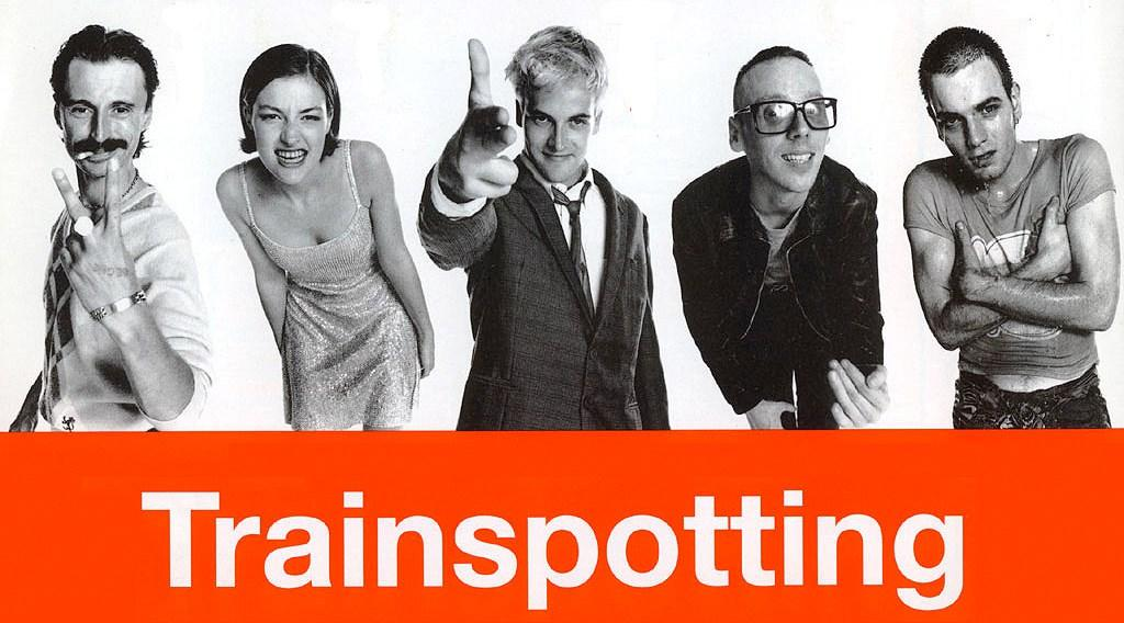 foto gente trainspotting