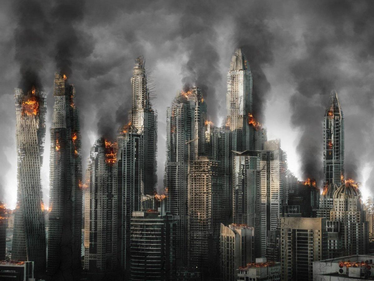 colapso ciudad