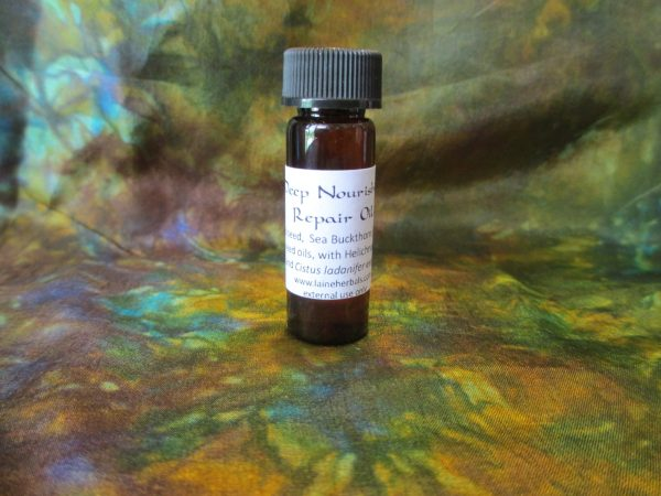 Deep Nourishing Repair Oil