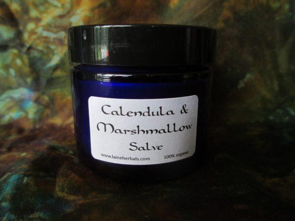 Calendula and Marshmallow Salve