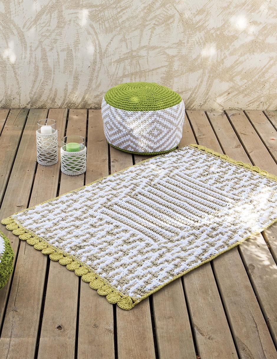 modele de tapis scuby cotton et love