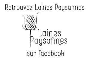 Laines Paysannes lien vers la page Facebook