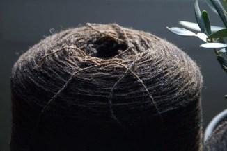 Laines Paysannes bobine de fil en laines locales