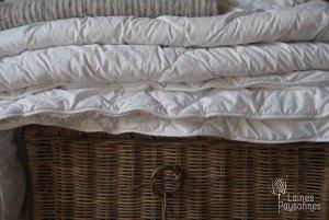 Laines Paysannes couettes en laines locales