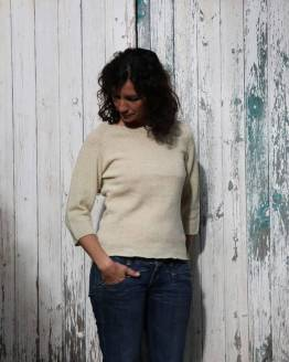 pull mi saison made in france laines paysannes