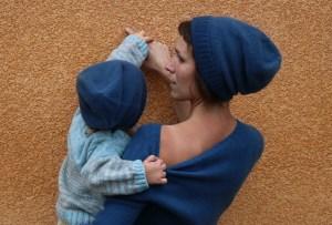 bonnet laine francaise teinture vegetale