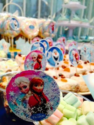 Sweets toppers