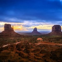 Monument Valley: Hand of God