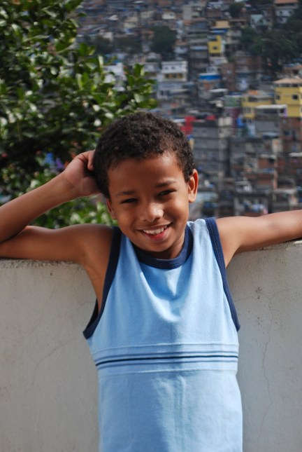 Juan is eleven years old and has two brothers and two sisters. Juan likes to help others and play hide and seek. He wants to be a lawyer when he grows up.