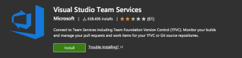 Visual Studio Team Services en laisltdelfaro.com