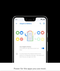 """Power for the apps you use the most"": Google Pixel 3 en La Isla del Faro."