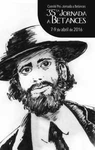 Afiche 35ta Jornada a Betances 2016