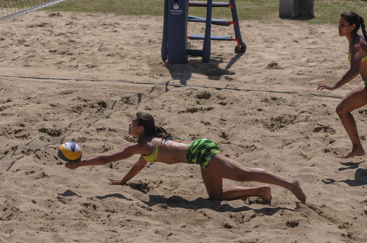 Justas LAI Voleibol Playa Femenino-4233