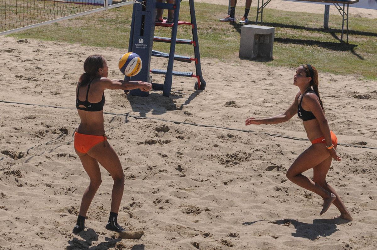 Justas LAI Voleibol Playa Femenino-4253