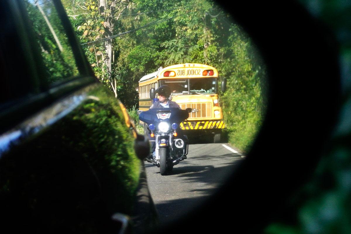 Policia-Motora