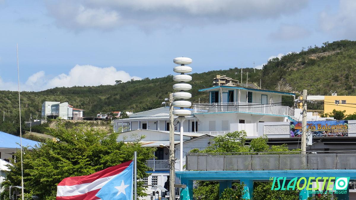 Sirenas Alarmas de Tsunami Lajas La Parguera 8056