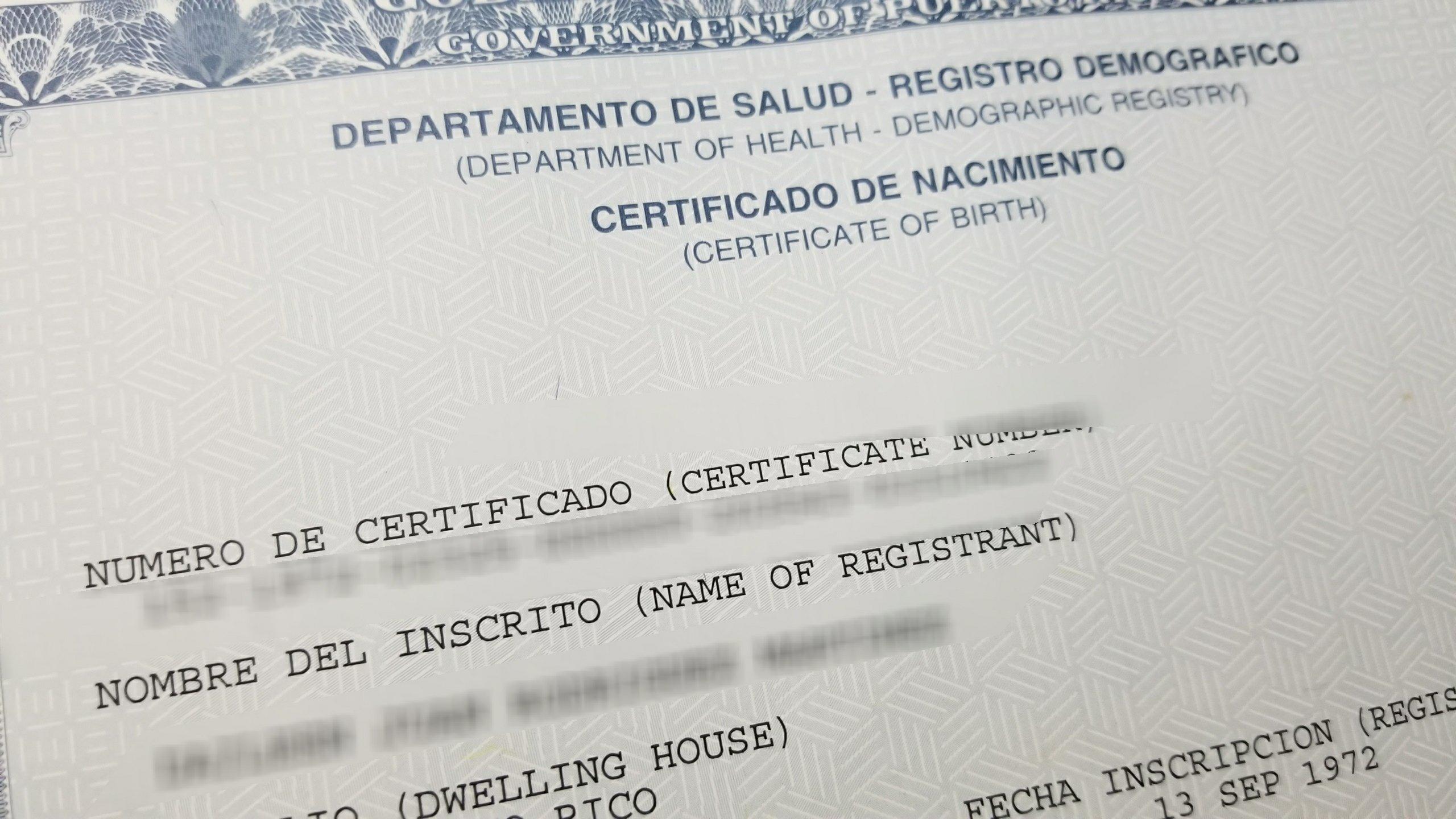 Puertorriqueños en la Florida Central podrán obtener documentos ...