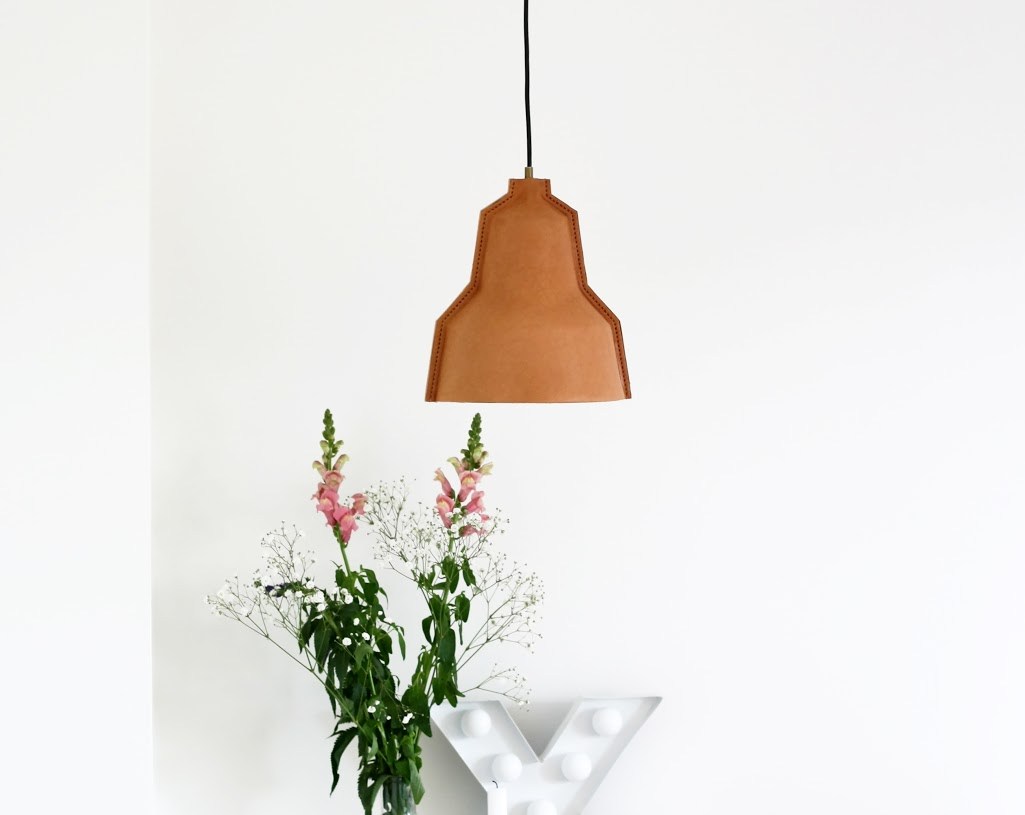 Leren lamp - Setting 9
