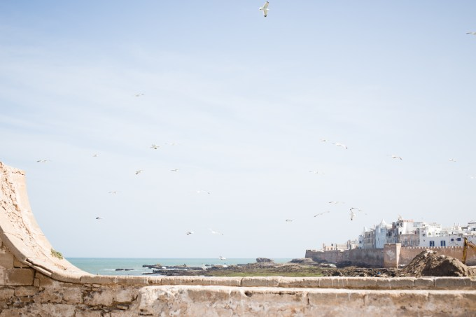 Essaouira - Sqala du port